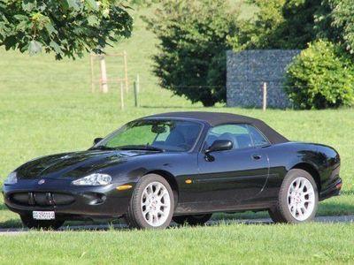 gebraucht Jaguar XK R S/C Convertible 107'100km 04.2000
