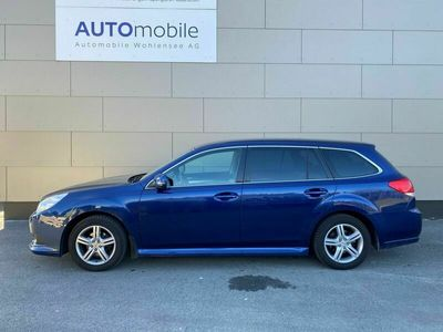 gebraucht Subaru Legacy 2.0i Swiss AWD Lineartronic 2010