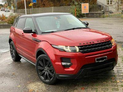 gebraucht Land Rover Range Rover evoque 2.2 SD4 P212 AT9