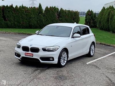 gebraucht BMW 118 Sport Line Steptronic