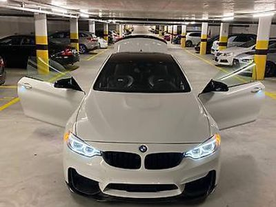 gebraucht BMW M4 F82 COUPE