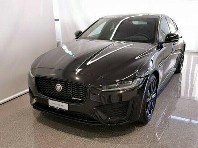 gebraucht Jaguar XE 2.0 T 300 R-Dynamic Black AWD