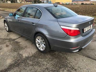 gebraucht BMW 525 5er Xi 4X4 19.01.2021 MFK