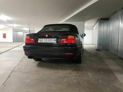 gebraucht BMW 320 Cabriolet 3er ci mit Hardtop