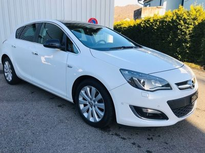 gebraucht Opel Astra 1.4i 16V Turbo Cosmo Automatic