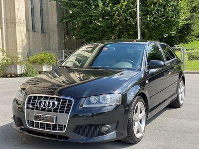 gebraucht Audi A3 2.0 TDI Ambition quattro