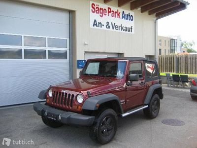 gebraucht Jeep Wrangler 2.8 CRD Sport Automatic