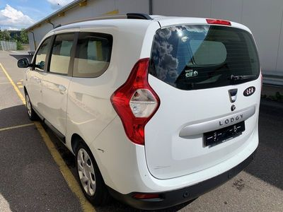 gebraucht Dacia Lodgy 1.2 Turbo Ambiance 5PL