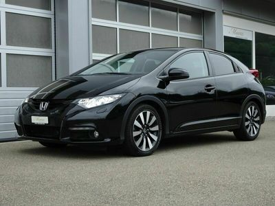 gebraucht Honda Civic 1.6i-DTEC Lifestyle