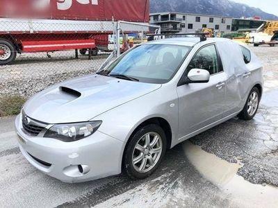 gebraucht Subaru Impreza 2.0D 2009 150.000km