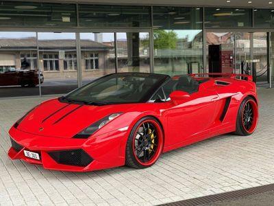 gebraucht Lamborghini Gallardo 5.0 V10 Spyder