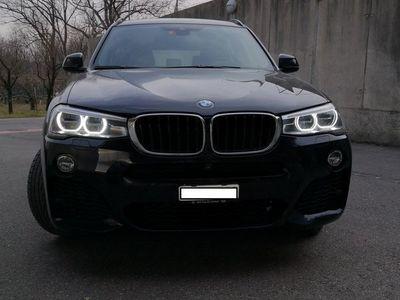 gebraucht BMW X3 XDRIVE 20d Steptronic MSPORT - come nuova!