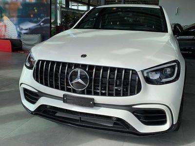 gebraucht Mercedes GLC63 AMG GLC-KlasseAMG GLC Coupé 63 S AMG 4Matic 9G-Tronic