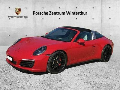 gebraucht Porsche 911 Targa 4S  Coupe
