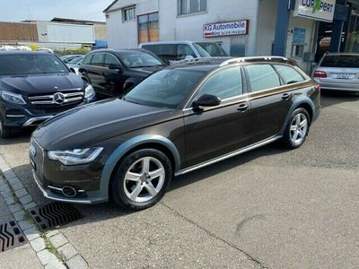 gebraucht Audi A6 Allroad 3.0 TDI V6 clean diesel qu. S-tronic