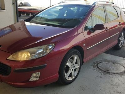 gebraucht Peugeot 407 SW 2.0 HDI SV Executive