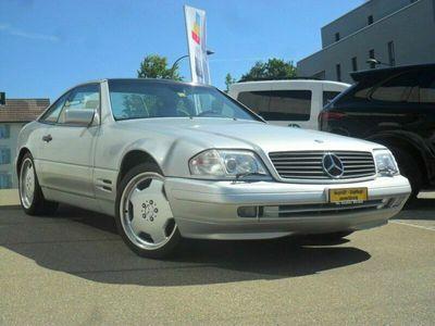 gebraucht Mercedes SL600 Automatic