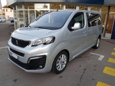 gebraucht Peugeot Traveller Std. BHDi 150 Act. 5-8 Plätze