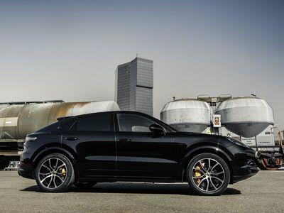 gebraucht Porsche Cayenne Turbo Coupé S E-Hybrid