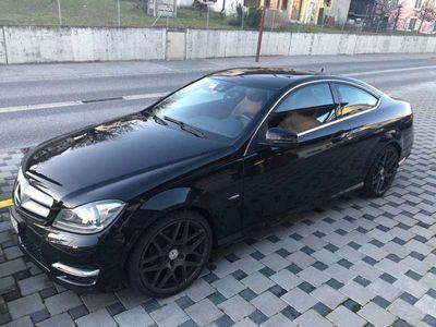 gebraucht Mercedes C250 coupe