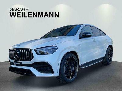 gebraucht Mercedes GLE53 AMG GLE-KlasseGLE Coupé 53 AMG 4Matic+ Speedshift