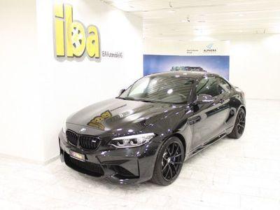 gebraucht BMW M2 Swiss Performance Edition Drivelogic (CH)