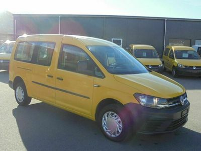 gebraucht VW Caddy Maxi 2.0TDI BlueMotion Technology