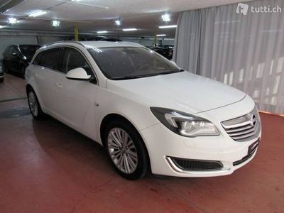 gebraucht Opel Insignia Sports Tourer 2.0 Turbo Cosmo 4WD