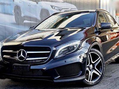 gebraucht Mercedes GLA220 GLA-Klasse Mercedes4Matic