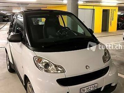 gebraucht Smart ForTwo Cabrio 84ps