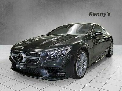 gebraucht Mercedes S560 V8 AMG Line 4Matic Coupé