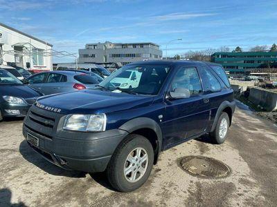 gebraucht Land Rover Freelander 2.0 Td4 E Softback