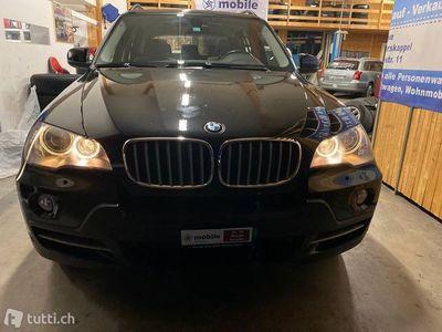 gebraucht BMW X5 3.5 D, X Drive schw./ schw.