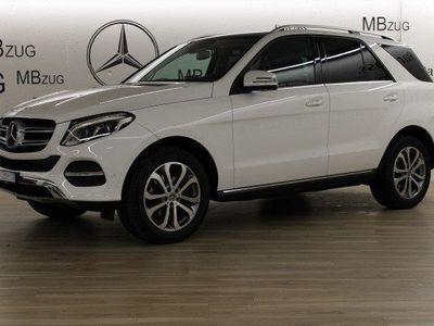 gebraucht Mercedes GLE350 d Executive 4M