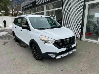 gebraucht Dacia Lodgy 1.3 TCe Ultimate S/S 7P