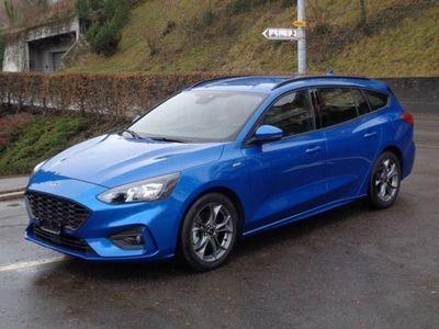 gebraucht Ford Focus 1.5 EcoBlue 120 ST-Line