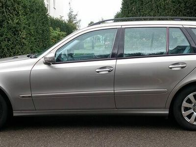 gebraucht Mercedes E350 E-Klasse4matic Kombi