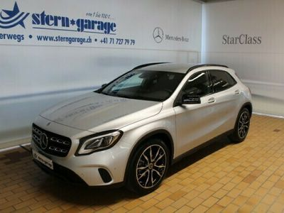 gebraucht Mercedes GLA200 Night Star