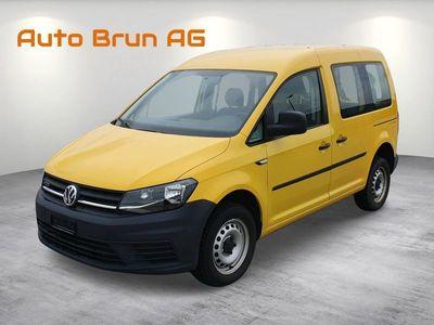 gebraucht VW Caddy 2.0TDI 4Motion BlueMotion Technology