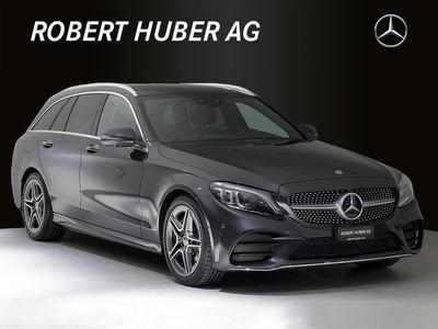 gebraucht Mercedes C400 AMG Line 4Matic 9G-Tronic