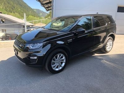 gebraucht Land Rover Discovery Sport 2.0 Si4 SE AT9