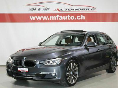 gebraucht BMW 325 3er d Touring