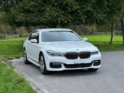 gebraucht BMW 730 d xDrive Steptronic M-Paket