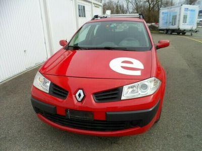 gebraucht Renault Mégane Mégane Break 1.6 16V ExpressionBreak 1.6 16V Expression
