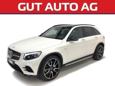 gebraucht Mercedes GLC43 AMG GLC-KlasseAMG 4 MATIC 9G-TRONIC