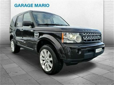 gebraucht Land Rover Discovery 3.0 TDV6 HSE *7-Sitze*Automatic