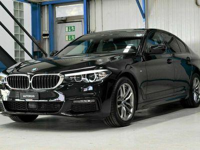 gebraucht BMW 520  d Pure M Sport Edition Steptronic