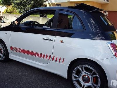 gebraucht Fiat 500 Abarth C 1.4 16V Turbo (Cabriolet)