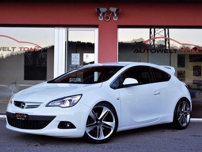gebraucht Opel Astra GTC 1.6i 16V OPC-Line Sport