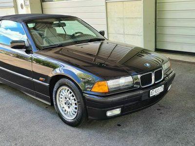gebraucht BMW 325 Cabriolet 3er E36 i 1.Hand Sammlerstück